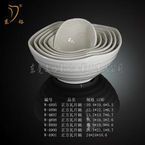 Quality High quality Melamine Tableware dishes plastic dish plate tray bowl plastic bowl for sale