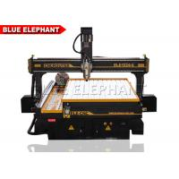 Quality Professional 4 Axis Cnc Router Engraver Machine , Cnc Stone Engraving Machine 5.5 Kw Delta Inverter for sale