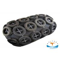 Quality Marine Floating Pneumatic Rubber Fender With Galvanized Chain And Tyre for sale