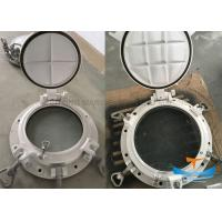 Quality Welded Fixed Marine Windows For Boats Common Hinged Opeing Side Scuttle for sale