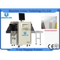 Quality High Definition Handbag X Ray Baggage Scanner Singel Energy Check Point for sale