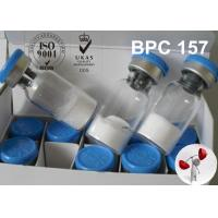 China Pentadecapeptide Anti-Inflammatory Steroids Bpc 157 137525-51-0 for Antiulcer on sale