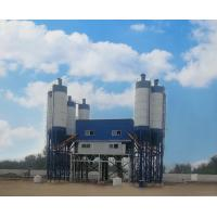 Quality Automatic Stabilized Soil Mixing Plant , No Sewage Discharge Cement Batching Plant for sale