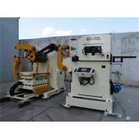 Buy cheap High Precision NC Servo Coil Feeder Straightener For Automobile Parts Manufacturing from Wholesalers