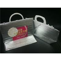 Quality Household Plastic Gift Bags With Handles , Plastic Carrier Bags Shock Resistance for sale