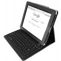 China Eco-friendly Tablet Bluetooth Keyboard For iPad Mini In Black on sale