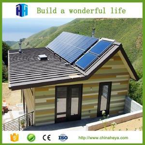 Quality Best quality cement foam panel home prefab concrete movable houses supplier for sale