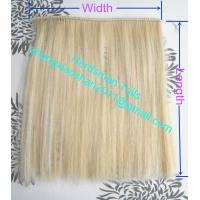 Quality Wholesale high quality rocking horse manes and tails in natural colors for sale
