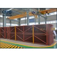 Quality Condensing CFB Boiler Economizer Coil / Economiser In Power Plant ASME Standard for sale