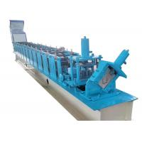 Quality C U Channel Light Steel Keel Roll Forming Machine Simple Operation Elegant Appearance for sale