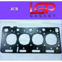 China JCB 444 3CX 4CX 320/02608 320/02709 Cylinder Head Gasket 320/09382 320/09383 full gasket set. on sale