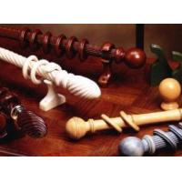 Wooden Curtain Pole