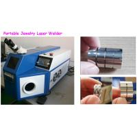 Quality Portable Laser Welding Machine For Metal Materials , Desktop Spot Welding Equipment for sale
