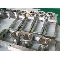 Precision CNC Alloy Steel Machining SS304 316 316L Spare Part With Polish