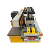 Quality Cylinder Type Band Clamp Ring Roll Forming Machine for sale