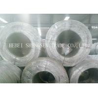 18 Gauge Electro Galvanized Wire Iron High Tensile Zinc Coated Steel Wire