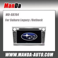 Quality Factory car radio for Subaru Legacy /Outback 2009-2012 Car dvd gps dedicated navigation car multimedia system sat navis for sale