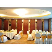 Quality Vinyl Dancing Room Movable Modular Partition Walls For Meeting Room for sale