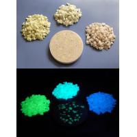 Quality glow gravel/luminescent gravel stone for sale