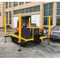 China Core Drilling Rig Type SPT testing machine with Truck-mounted on sale