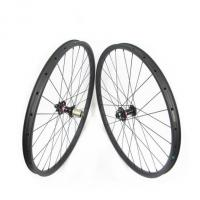Quality 27.5 Inch 29 Inch 26 Inch Carbon MTB Wheels / Rims Red White Black Color Optional for sale