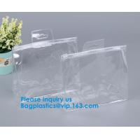 Buy cheap Eco-Friendly Heat Seal Frosted PVC /EVA Ziplock Bag Frost Pvc/Color Pvc Nylon from wholesalers