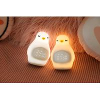 China Soft Silicone Kid Sleep Sleep Trainer Cute Penguin Shape With Sleep Mode on sale