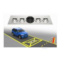 Quality Durable Explosive Detector Under Vehicle Inspection System With Car Plate Recognition for sale