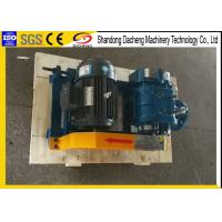 Quality Sewage Treatment 3 Lobe Roots Blower / Belt Drive High Pressure Roots Blower for sale