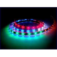 Quality Waterproof SMD 5050 5M rgb color changing led strip lighting 12v with remote control for sale