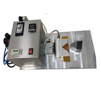 Quality Semi Automatic Nose Bridge Machine for cup-shaped mask N95 and KN95, FFP2, FFP3 for sale