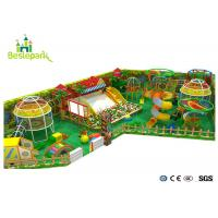 Amazing Child'S Play Indoor Playground Anti - Skid For Amusement Park for sale