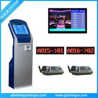 Quality Bank/Hospital/Embassy/Telecom and etc Customer Service Counter LCD Display Queuing System for sale