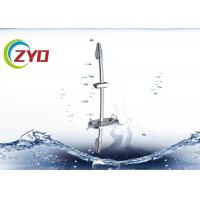 Quality Portable Shower Head And Holder, Convenient Shower Head With Adjustable Bar for sale