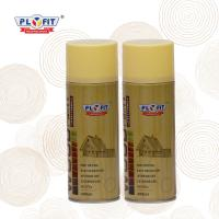 Quality Waterproof 400ml ISO9001 Tinplate Can Aerosol Spray Paint for sale