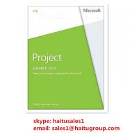 Quality Project Standard 2013 FPP Key For Microsoft Office for sale