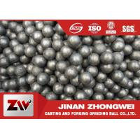 Quality Good Wear Resistance Mining Special Use Forged And Casting Grinding Balls For Ball Mill for sale