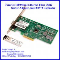 Quality 1G Single Port Server Network Adapter for sale