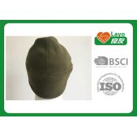 Quality Multi Functional Olive Hunting Headwear Winter Ski Hats Keeping Warm For Adults for sale
