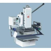 China Portable Hot Stamping Machine 210x150mm For Gold Or Silver Foil Stamping , Manual Or Peumatic Powered on sale