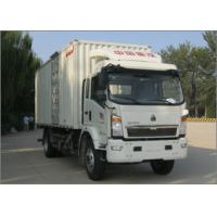 China HOWO Disel Engine Light Duty Commercial Trucks, wheelbase3360;tyre nos6,Total weight 4495kg, white color orother color on sale