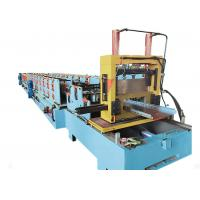 Quality 20m/min Cable Tray Roll Forming Machine , Cold Roll Forming Equipment for sale