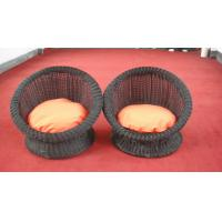 China Wicker Pet Bed With Powder Coated Aluminum Frame , 510Lx490Wx305Hmm on sale