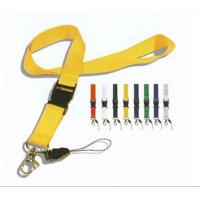 Quality Fashion custom printed polyester lanyard neck strap and key holder lanyard for sale