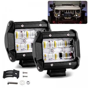 China 4x4 UTV Led Light Bar 9621T 4000 LM Lumen For Truck / Trailer / Tractor on sale
