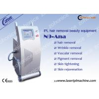 China 2 in 1 IPL Hair Removal Machines Effective For skin rejuvenation and hair removal on sale