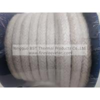 Quality Ceramic Fiber Braided Square Rope for sale