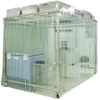 Softwall cleanroom: