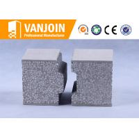 Quality Prefab Storey House Partition Sandwich Wall Panels Sound Insulation 46dB for sale