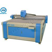 China CE Certificated CNC Knife Cutting Table Machine With Pneumatic Oscillating Knife Cutter on sale